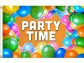 Party Time 3X5 Flag Holiday Flag Party Time Specialty
