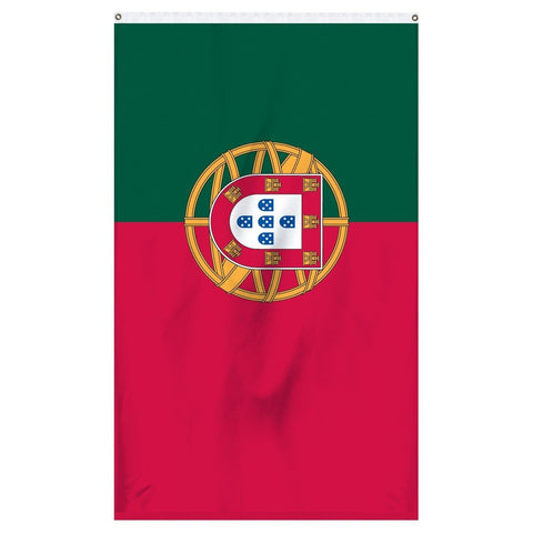 Portugal National flag for sale to buy online now from Atlantic flag and pole