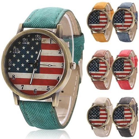 The American Pride Watch