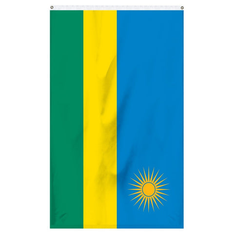 Rwanda national flag for sale to buy online now from an American company