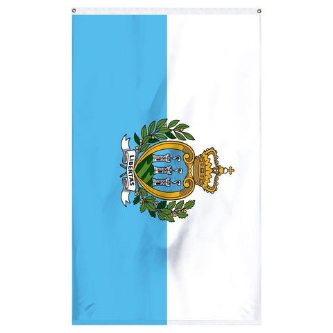 San Marino national flag for sale to buy online now from an American company