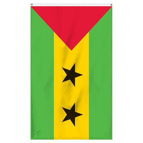 Sao Tome and Principe national flag for sale to buy online now from an American company