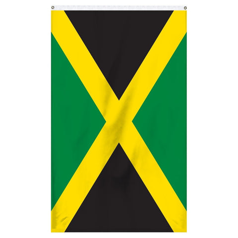 Jamaica International flag for sale online for flagpoles
