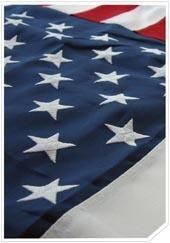 Poly Extra US Flag