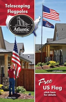 atlantic flag and pole brochure buy a pole get a free flag