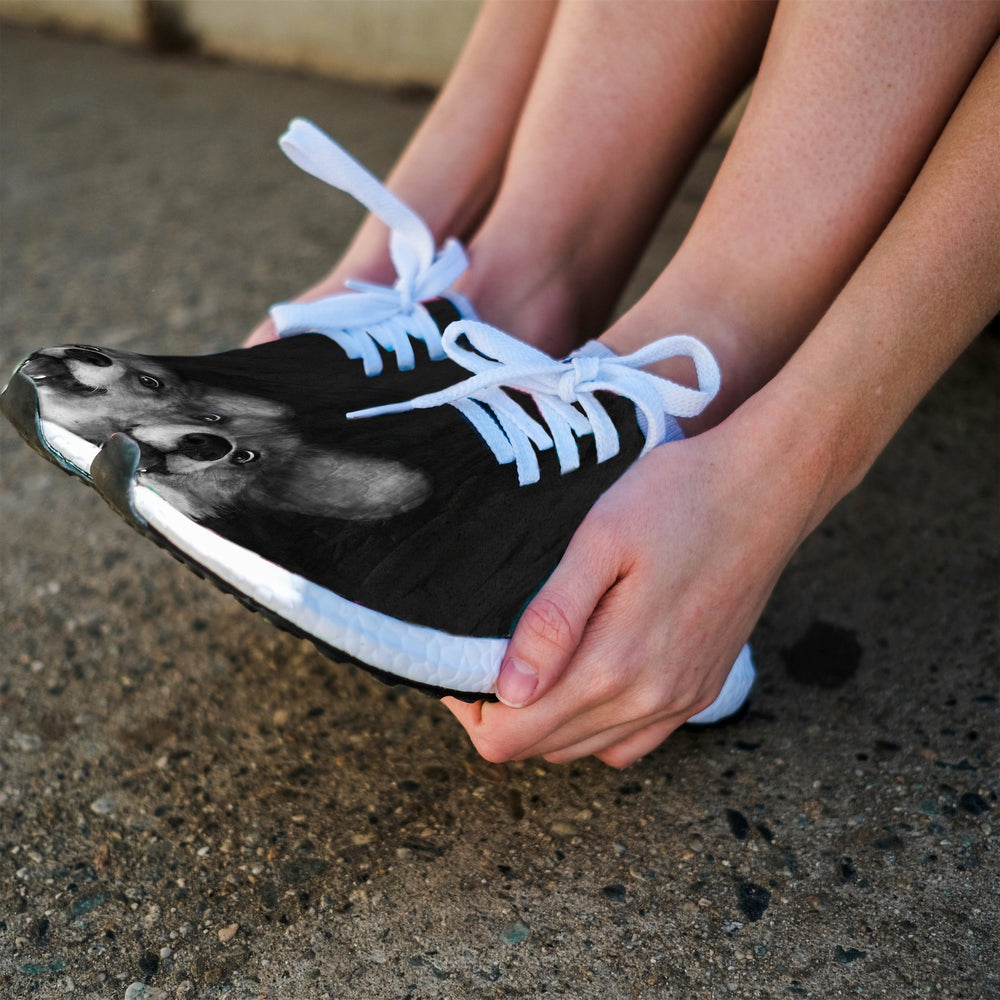 Women's Custom Pet Sneakers | SKOR Shoes