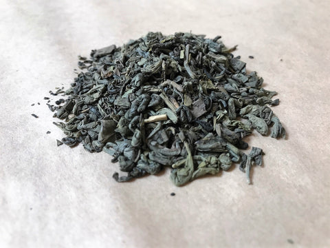 Gunpowder Green Organic Tea