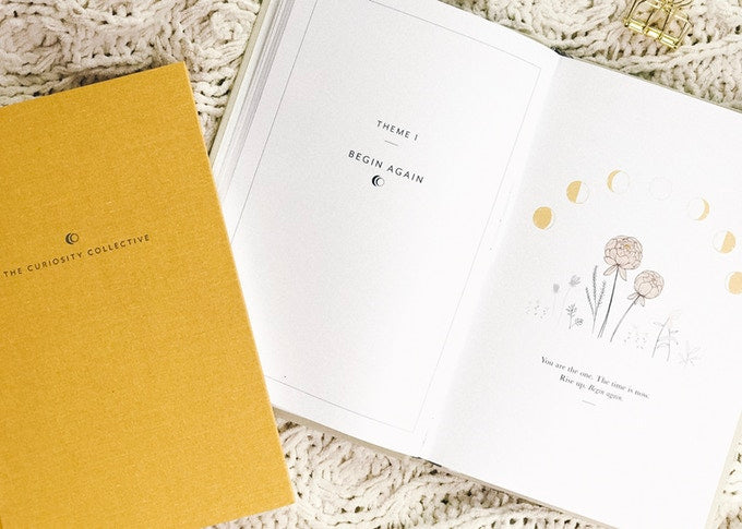 curiosity collective journal, volume I