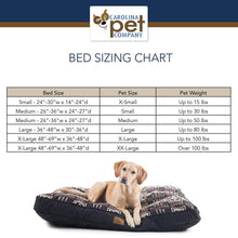 Carolina Pet Company Dog Bed Acadia National Park Kuddler - Pendleton Dog Bed