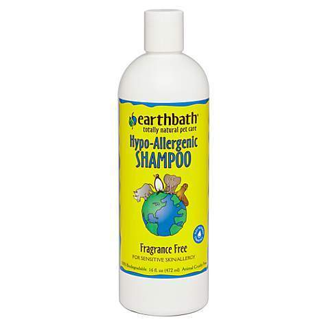 EarthBath Accessories EarthBath Hypo-Allergenic Dog Shampoo