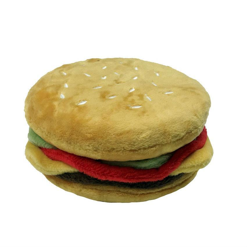 FabDog Toy Fabdog Hamburger Toy