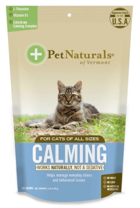 Pet Naturals of Vermont Supplements Pet Naturals of Vermont Calming for Cat