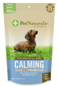 Pet Naturals of Vermont Supplements Pet Naturals of Vermont Calming for Dogs