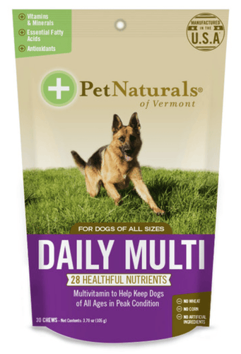 Pet Naturals of Vermont Supplements Pet Naturals of Vermont Daily Multi for Dogs