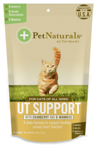 Pet Naturals of Vermont Supplements Pet Naturals of Vermont UT Support for Cats