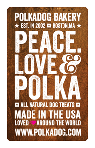 Polkadog Delivery 5 x $40 Gift Cards