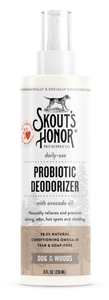 Polkadog Delivery Dog of the Woods (sandlewood & vanilla) Skouts Honor Probiotic Dog & Cat Deodorizers