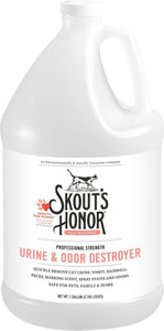 Polkadog Delivery Stain Remover 1 Gallon Skout's Honor Stain and Odor Remover for Cats