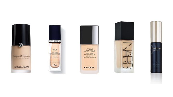 Why Not These? Toxic foundations (NARS, Dior, Armani