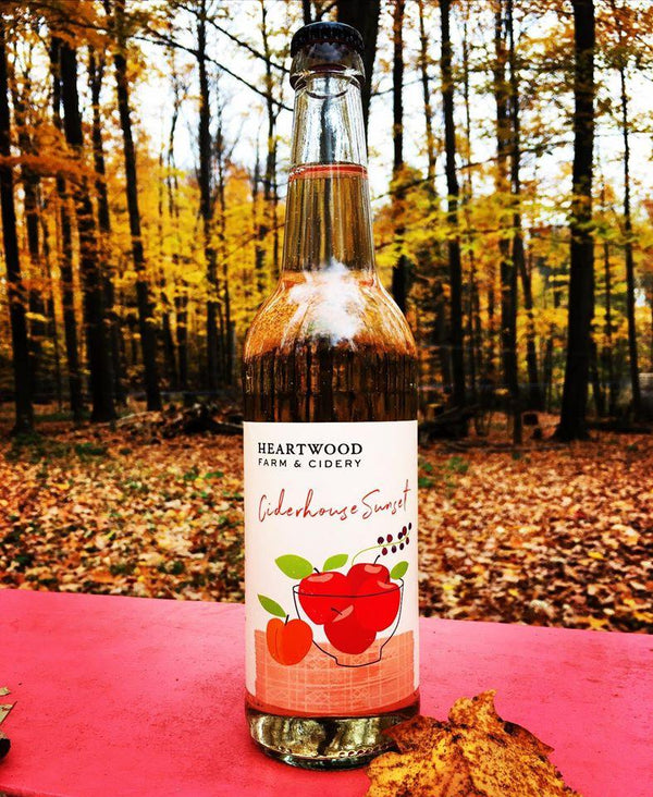 Ciderhouse Sunset Hard Cider
