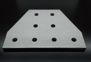 (JP-015-S) 15 SERIES 8 HOLE TEE JOINING PLATE