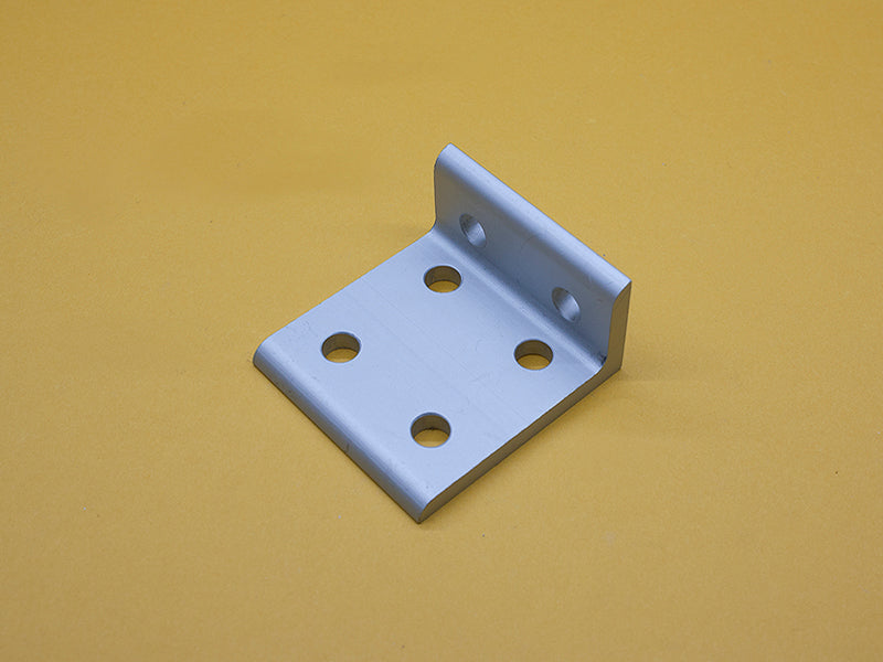 (CB-010-F) 10 SERIES 6 HOLE INSIDE CORNER BRACKET