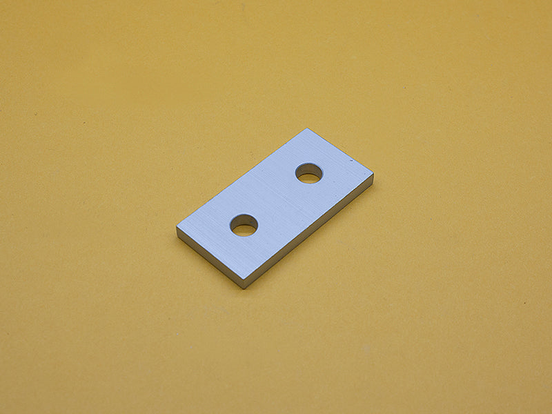 (JP-010-A) 10 SERIES ALUMINUM 2 HOLE JOINING PLATE