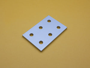 (JP-010-F) 10 SERIES 6 HOLE JOINING PLATE