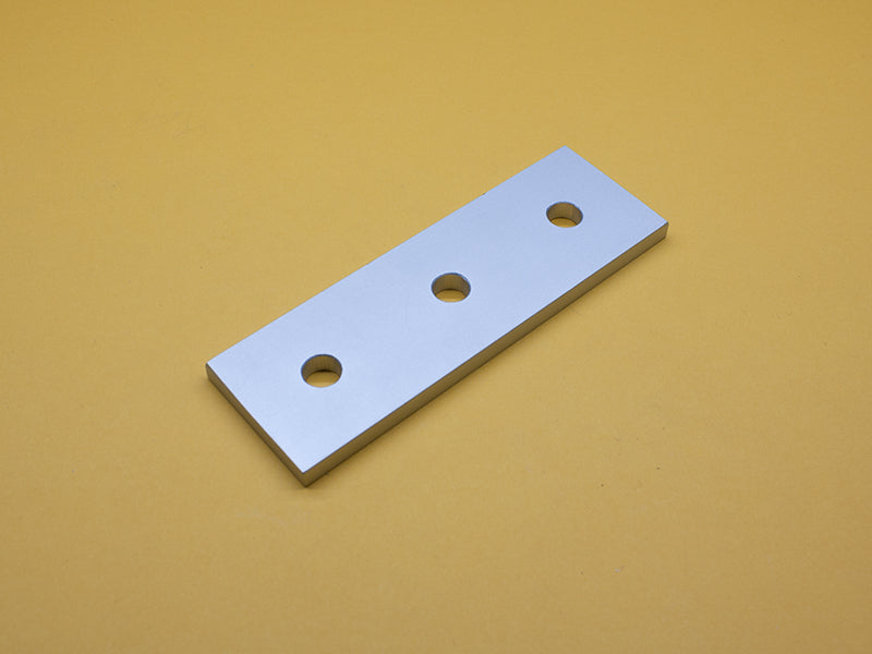 (JP-015-C) 15 SERIES ALUMINUM 3 HOLE JOINING PLATE