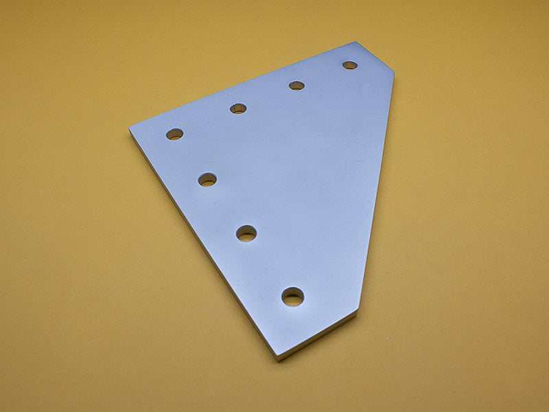 (JP-015-P) 15 SERIES 7 HOLE 90° JOINING PLATE