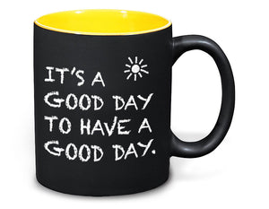 Good Day Coffee Mug