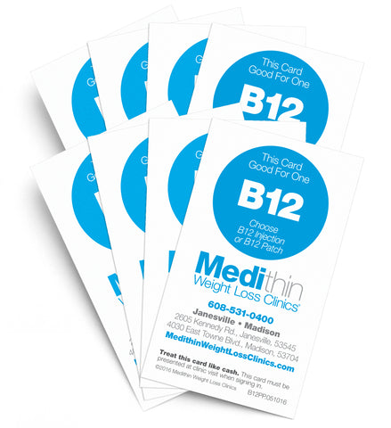 B12 Injections – Shop Medithin