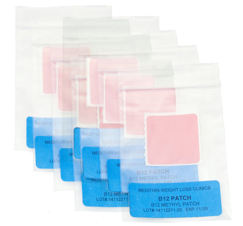 B12 Patch - 8-Pack