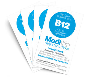 B12 Injection - 4-Pack