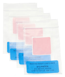 B12 Patch:  4-Pack