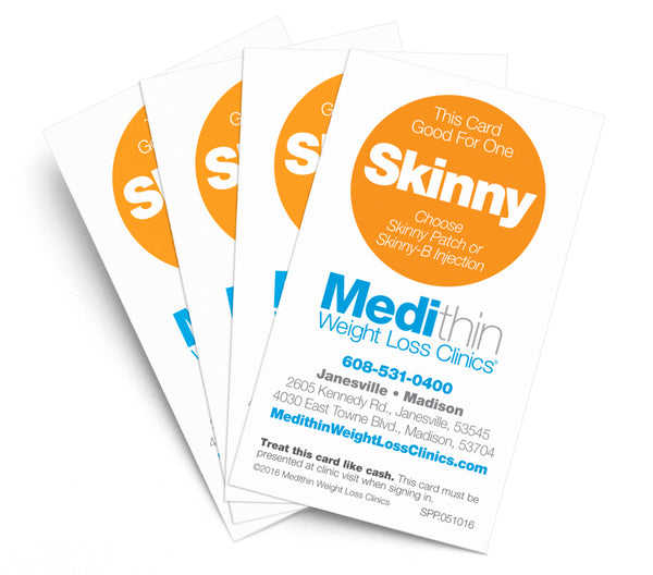 Skinny-B Injection:  4-Pack