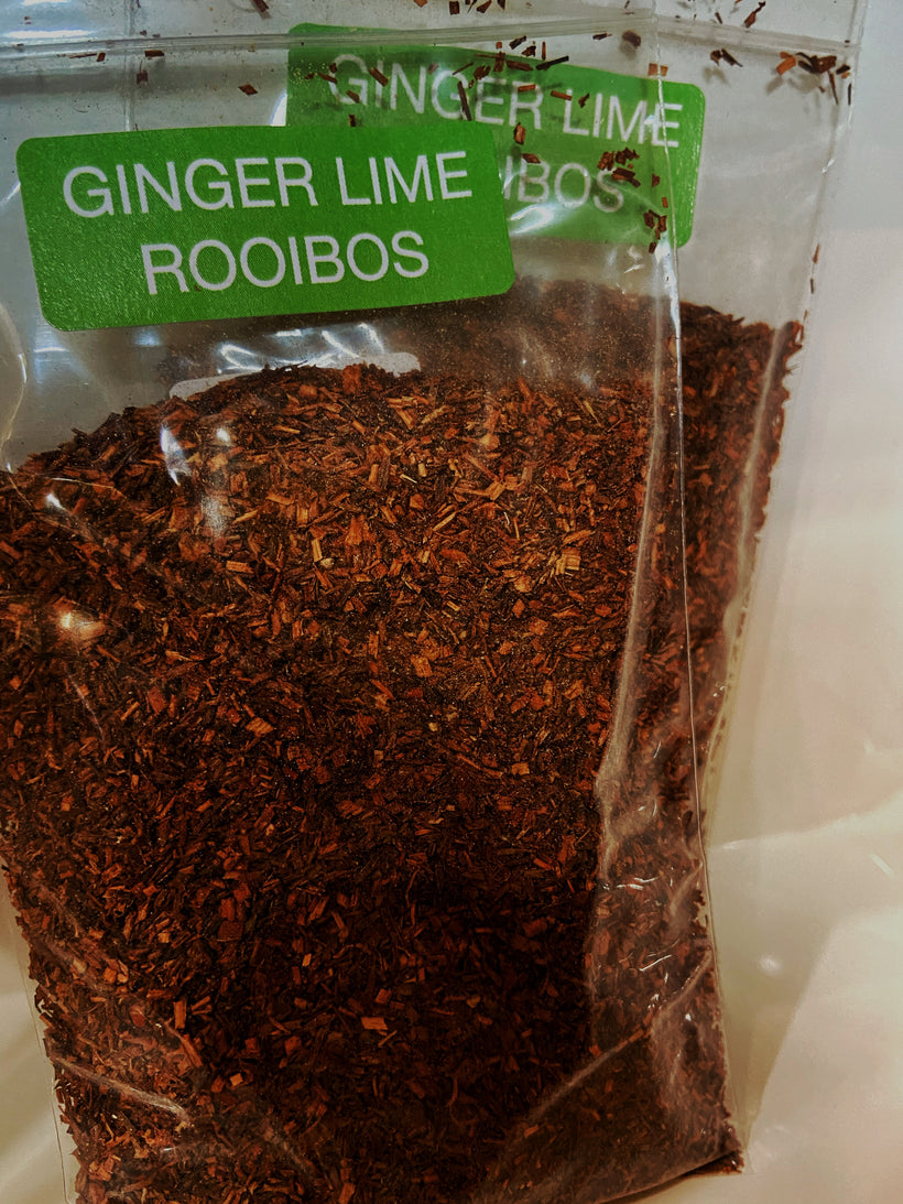 Ginger Lime Rooibos