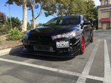 MITSUBISHI Evolution X Front Splitter