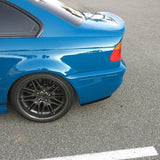 BMW E46 M3 Side Spats