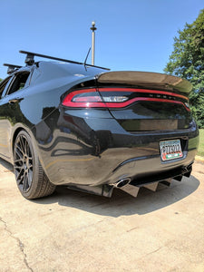 DODGE Dart Rear Diffuser