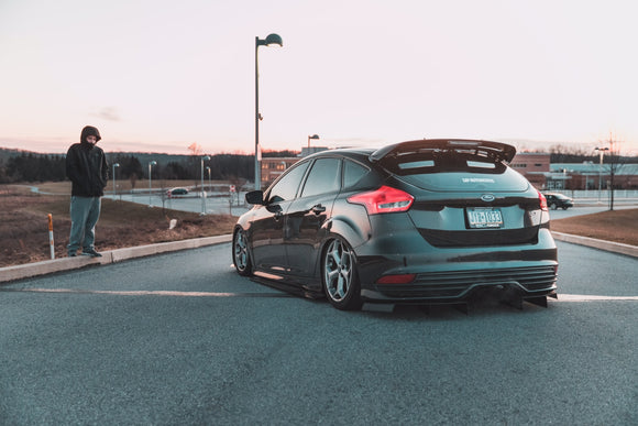 FORD Focus ST Side Skirt Extensions (2013-2018)