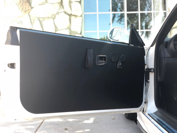 BMW E36 Coupe Door Panel Deletes