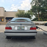 BMW E36 M3 and Non M Rear Diffuser