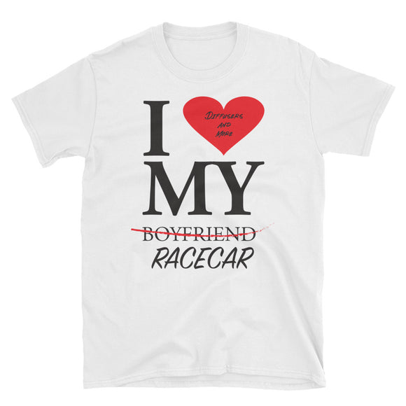 I Love My BF/RACECAR Shirt