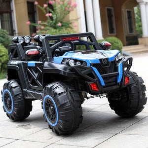 Ride on Four Wheel Drive Children Electric Jeep