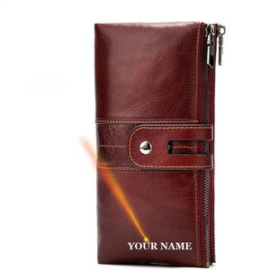 Women's Wallet Genuine Leather Female Wallet