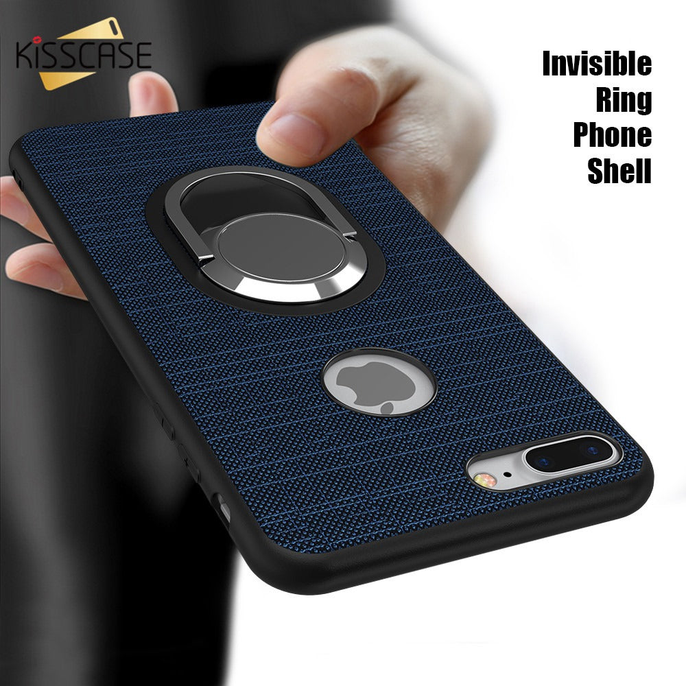 Ring Holder Case For iPhones