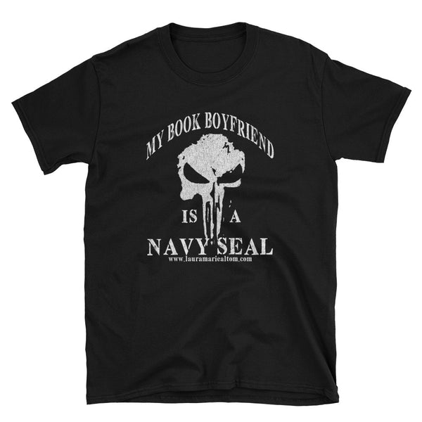 My Book Boyfriend is a Navy SEAL T-Shirt