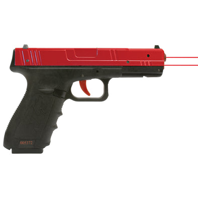 NextLevel Training SIRT Performer Trainer Pistol - Red/Red Laser