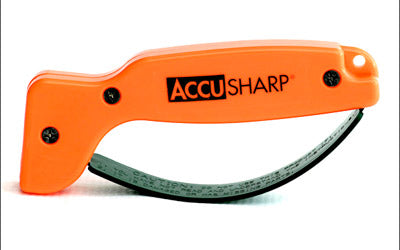 ACCUSHARP KNIFE SHRPNR ORANGE